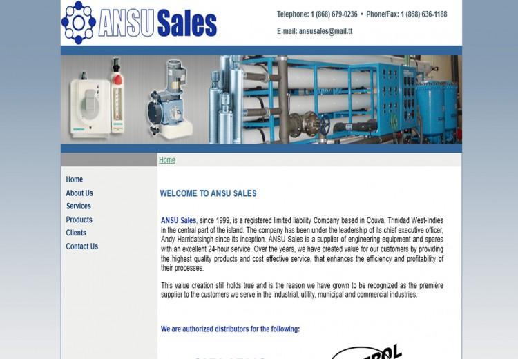 ANSU SALES LTD
