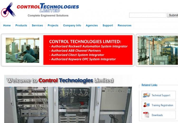 Control Technologies Ltd